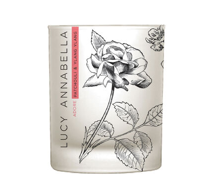 LUCY ANNABELLA Aromatic Candles Adore 65g, , large