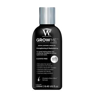 Watermans Grow Me Shampoo 250ml, , large
