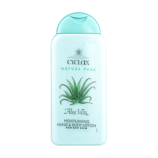 Cyclax Aloe Vera Hand And Body Lotion 300ml, , large