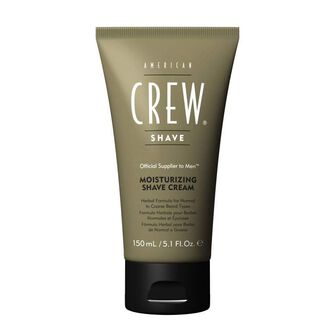 American Crew Moisturising Shave Cream 150ml, , large