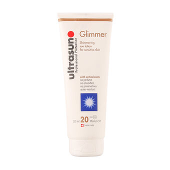 Ultrasun Protection High Protection SPF20 Glimmer 250ml, , large