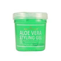 NUBIAN QUEEN Aloe Vera Styling Gel 454g, , large