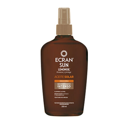 Ecran Carrot Sun Oil Spray 200ml, , large