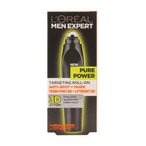L'Oréal Men Expert Pure Power Targeting Roll On 10ml, , large
