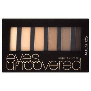 Collection Eyes Uncovered Eye Shadow Palette, , large