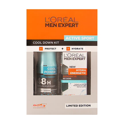 L'Oréal Men Expert Active Sport Gift Set, , large