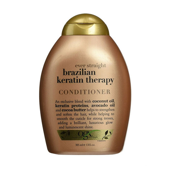 Organix Brazilian Keratin Therapy Conditioner 385ml, , large