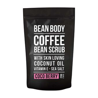 Bean Body Coffee Scrub Cocoberry 220g, , large