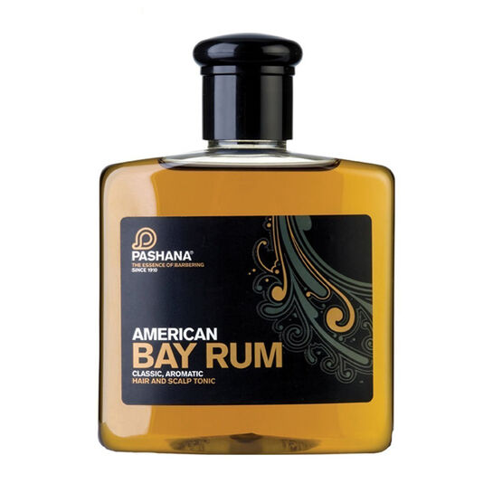 Pashana American Bay Rum Hair & Scalp Tonic 250ml, , large