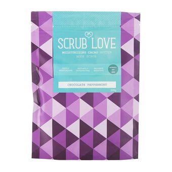 Scrub Love Cacao Scrub Peppermint 200g, , large