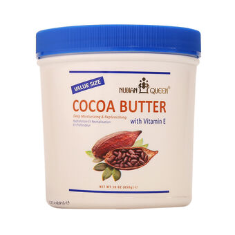 NUBIAN QUEEN Cocoa Butter Cream With Vitamin E 850g, , large