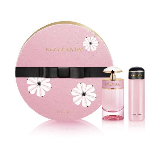 prada candy florale gift set 50ml fragrance direct. Black Bedroom Furniture Sets. Home Design Ideas