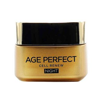 L'Oreal Age Perfect Cell Renew Night Cream 50ml, , large