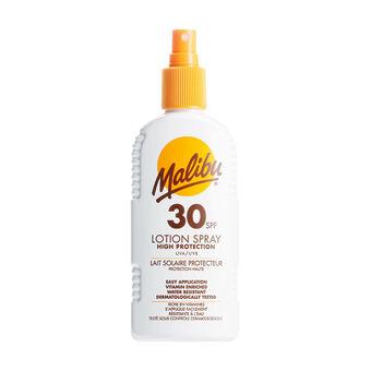 Malibu High Protection Lotion Spray SPF30  200ml, , large