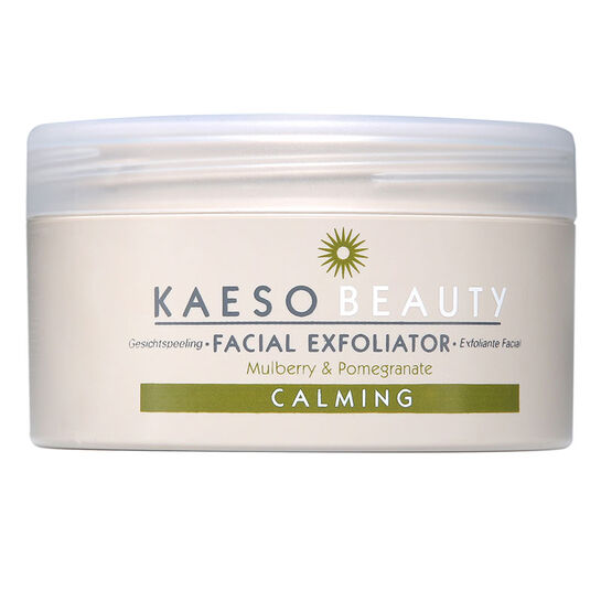 Kaeso Beauty Calming Exfoliator Mulberry & Pomegrante 95ml, , large