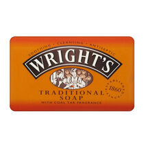 Wrights Traditional Soap 4 x 125g, , large