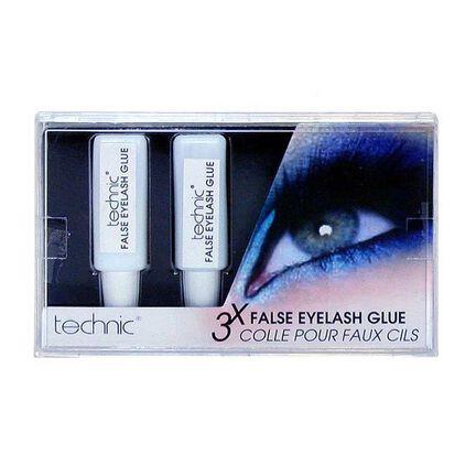 Technic Eyelash Glue 3 x 1ml, , large