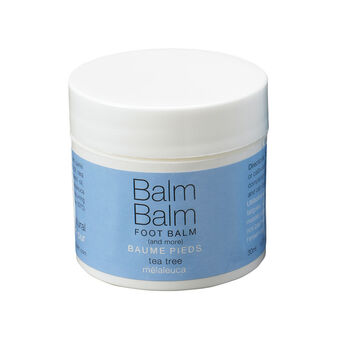 Balm Balm 100% Organic Tea Tree Foot Balm 30ml, , large