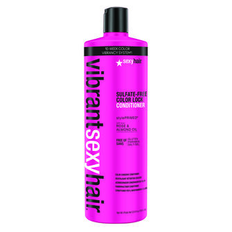 Sexy Hair Vibrant Color Lock Conditioner 1000ml, , large
