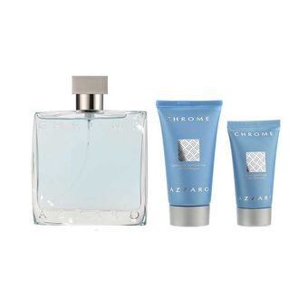 Azzaro Chrome Men Gift Set 100ml, , large