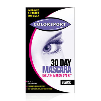 Colorsport 30 Day Mascara & Brow Dye Kit, , large