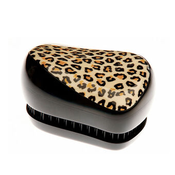 Tangle Teezer Compact Styler Hairbrush Feline Groovy, , large