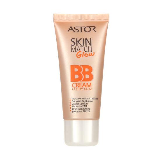 Astor BB Cream Skin Match Glow Ivory 100 30ml, , large