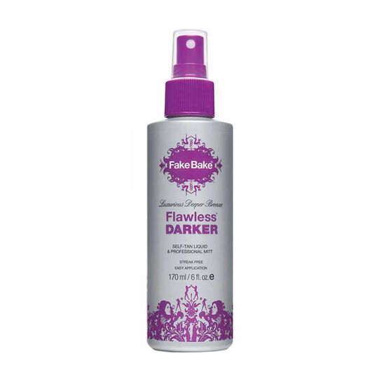 Fake Bake Flawless Darker Self Tan Liquid 170ml, , large
