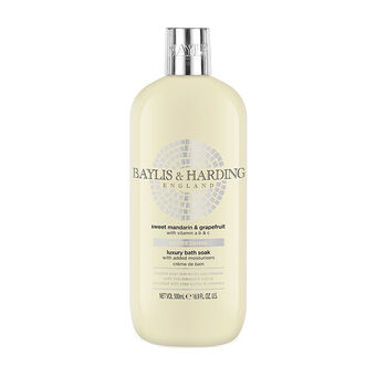 Baylis & Harding Sweet Mandarin & Grapefruit Bath Soak 500ml, , large
