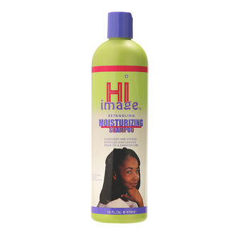 Hi Image Olive Oil Detangling Moisturizing Shampoo, , large