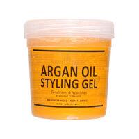 NUBIAN QUEEN Argan  Oil Styling Gel 454g, , large