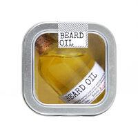 Men's Society Beard Oil And Face Rag 50ml, , large