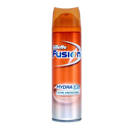 Gillette Fusion Hydra Gel Ultra Protection 200ml, , large