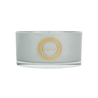 Abahna White Grapefruit & May Chang 3 Wick Candle 400g, , large