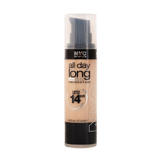 NYC All Day Long Foundation 27.3ml, , large