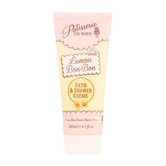 Rose & Co Patisserie de Bain Lemon Bon Bon Shower Gel 200ml, , large