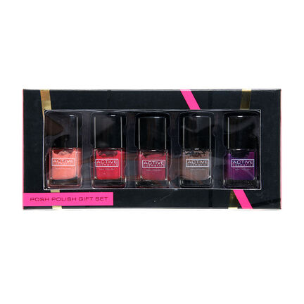 Active Cosmetics Posh Polish Gift Set, , large