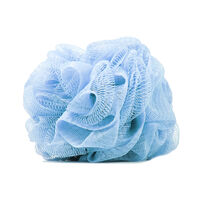 Opal Crafts Light Blue Mesh Bath Lily, , large