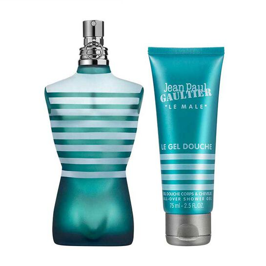 Jean Paul Gaultier Le Male Gift Set EDTS 125ml, , large
