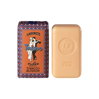 Claus Porto Tango Tabacco Blossom Soap Bar 150g, , large