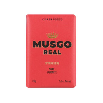 Musgo Real Men's Body Soap No.3 Spiced Citrus 160g, , large