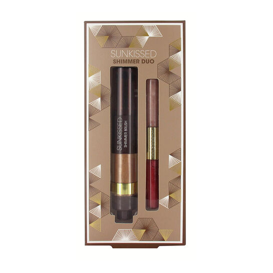 Sunkissed Shimmer Duo Gift Set, , large