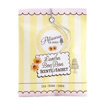 Rose & Co Patisserie De Bain Lemon Bon Bon Drawer/Car Sachet, , large