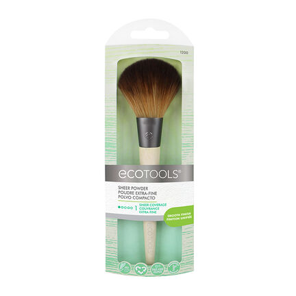 EcoTools Sheer Powder Brush, , large