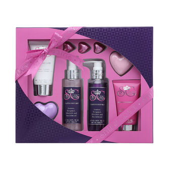 Style & Grace Signature Heavenly Pamper Kit Gift Set 70ml, , large