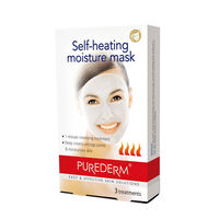 Purederm Self Heating Deep Cleansing Moisture Mask, , large