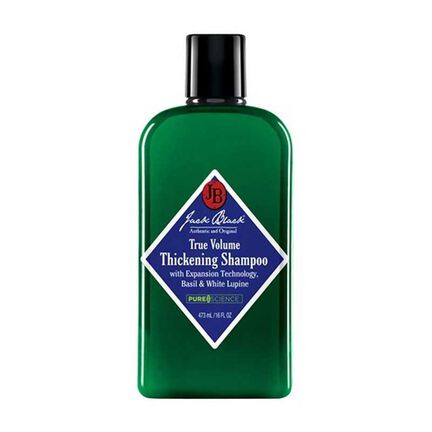 Jack Black True Volume Thickening Shampoo 473ml, , large