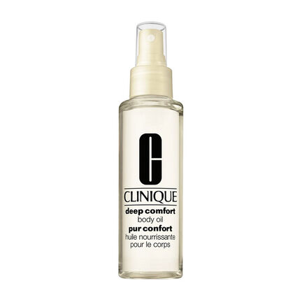 Clinique Deep Comfort Body Oil 125ml, , large