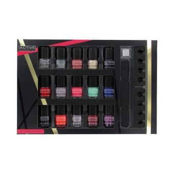 Active Cosmetics Nail Bar Selection, , large