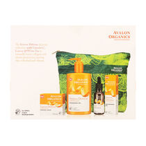 Avalon Organics Intense Defense 3 Piece Gift Set, , large